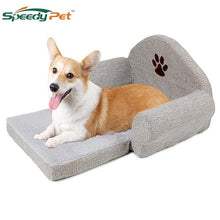Load image into Gallery viewer, Detachable Orithepedic Sofa Bed - Canine's World