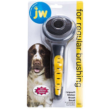 Load image into Gallery viewer, JW Gripsoft Slicker Brush - Canine's World
