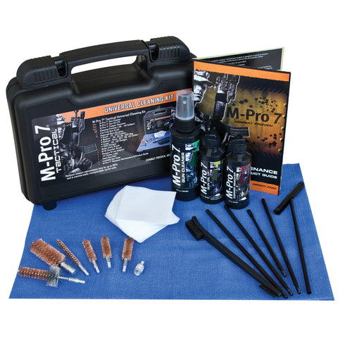 M-pro 7 Tactical Cleaning Kit Clam
