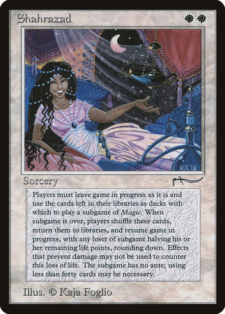 Shahrazad [Arabian Nights] | Pro Gamers and Collectables