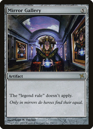 Mirror Gallery [Betrayers of Kamigawa] | Pro Gamers and Collectables