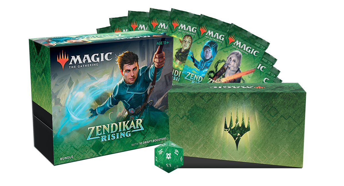Zendikar Rising Bundle Pro Gamers And Collectables Last updated on december 14, 2020. aud