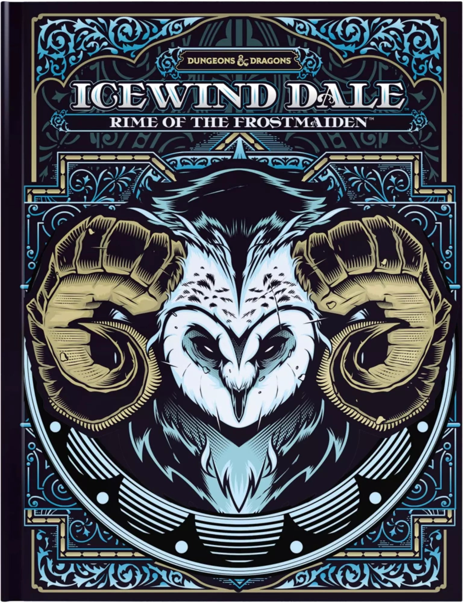 Dungeons & Dragons Icewind Dale: Rime of the Frostmaiden - Limited Edition | Pro Gamers and Collectables