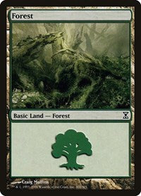 Forest [Time Spiral] | Pro Gamers and Collectables
