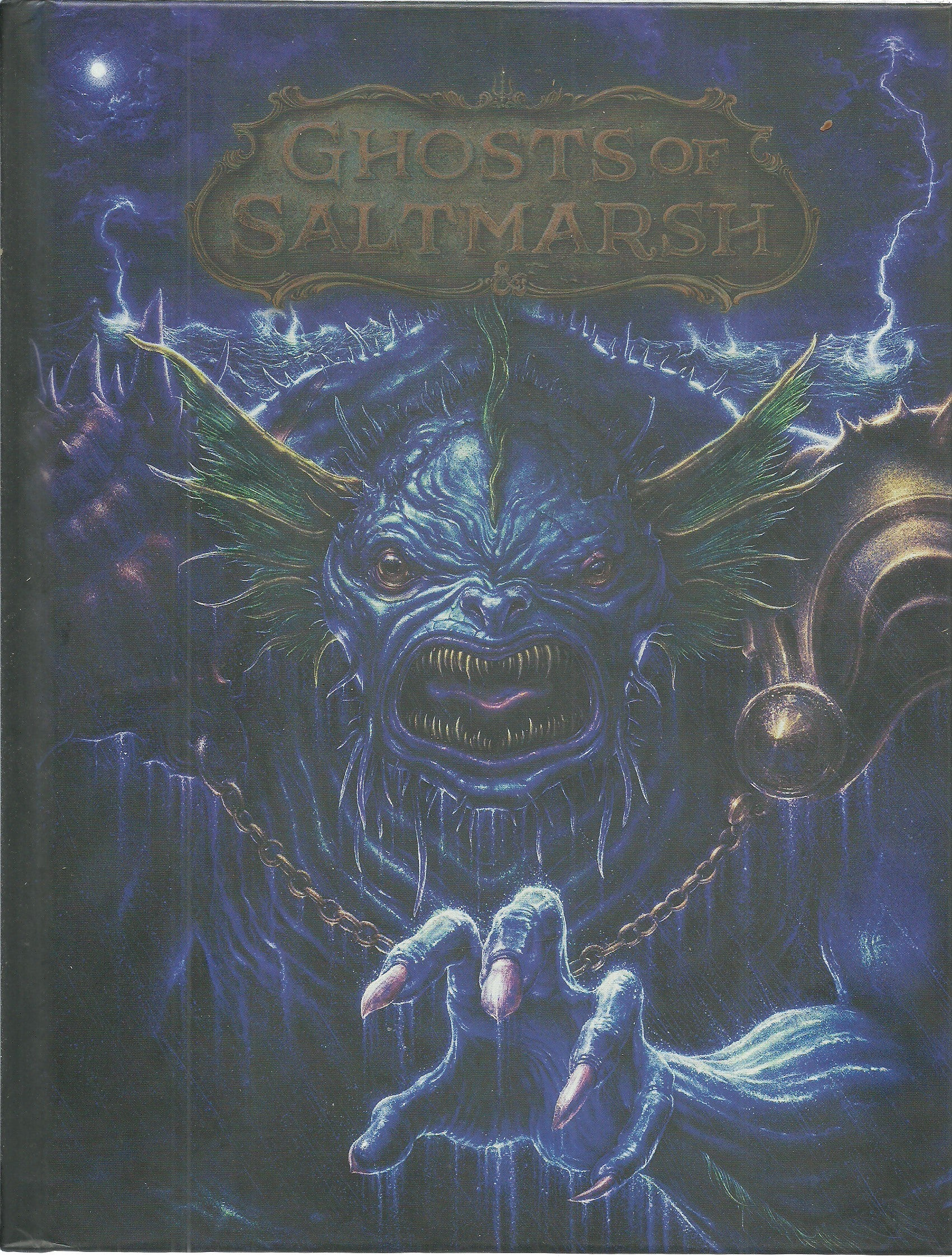 Dungeons & Dragons Ghosts of Saltmarsh - Limited Edition | Pro Gamers and Collectables