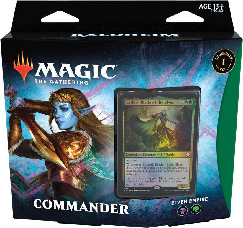 Kaldheim Commander Deck | Pro Gamers and Collectables