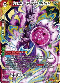 Beerus, No Holds Barred [BT8-112] | Pro Gamers and Collectables