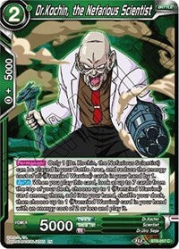 Dr.Kochin, the Nefarious Scientist [BT8-057] | Pro Gamers and Collectables