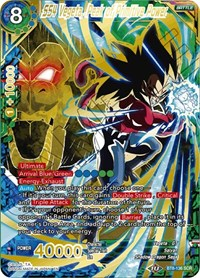 SS4 Vegeta, Peak of Primitive Power [BT8-136] | Pro Gamers and Collectables