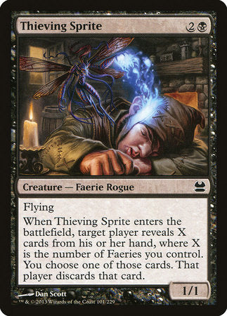Thieving Sprite [Modern Masters] | Pro Gamers and Collectables