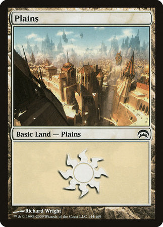 Plains (144) [Planechase] | Pro Gamers and Collectables