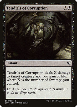Tendrils of Corruption [Duel Decks: Nissa vs. Ob Nixilis] | Pro Gamers and Collectables
