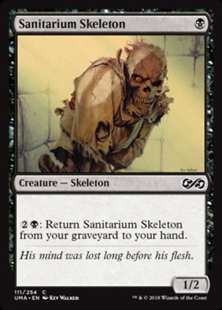 Sanitarium Skeleton [Ultimate Masters] | Pro Gamers and Collectables