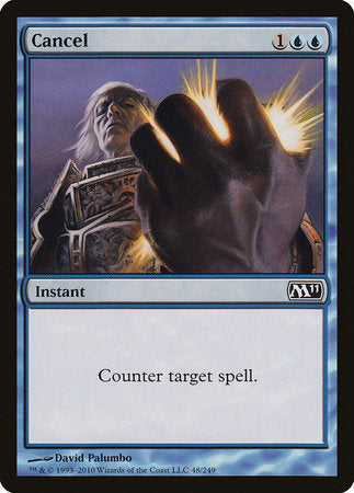 Cancel [Magic 2011] | Pro Gamers and Collectables