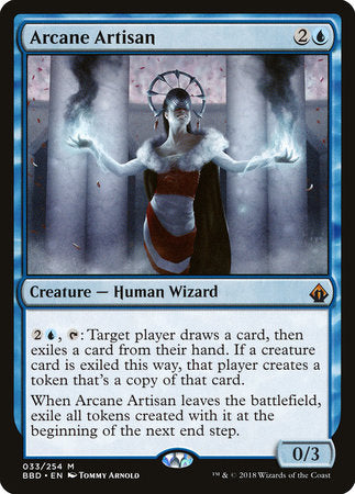 Arcane Artisan [Battlebond] | Pro Gamers and Collectables