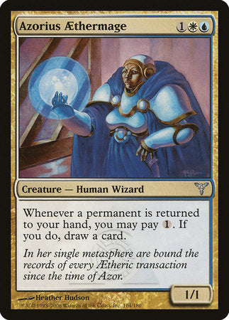 Azorius Aethermage [Dissension] | Pro Gamers and Collectables