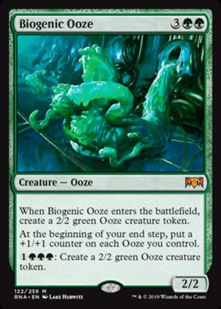 Biogenic Ooze [Ravnica Allegiance] | Pro Gamers and Collectables