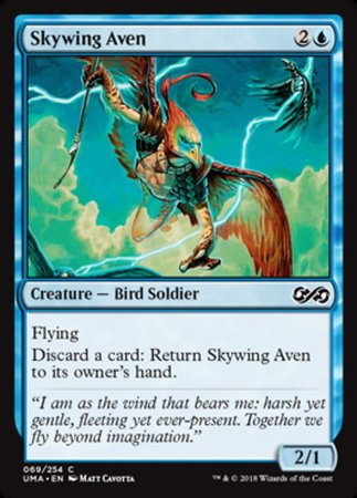 Skywing Aven [Ultimate Masters] | Pro Gamers and Collectables