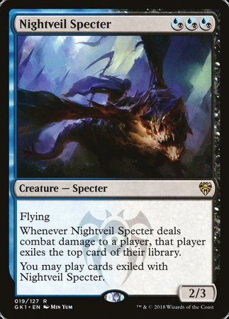 Nightveil Specter [GRN Guild Kit] | Pro Gamers and Collectables