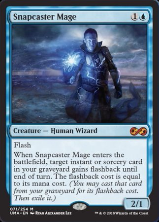 Snapcaster Mage [Ultimate Masters] | Pro Gamers and Collectables