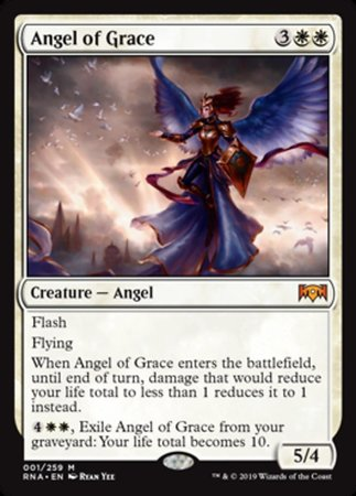 Angel of Grace [Ravnica Allegiance] | Pro Gamers and Collectables