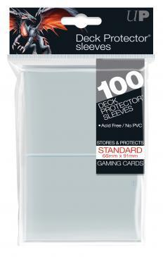 Ultra Pro Deck Protector Sleeves Standard x100 | Pro Gamers and Collectables