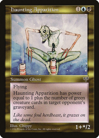 Haunting Apparition [Mirage] | Pro Gamers and Collectables