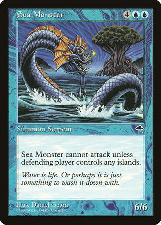 Sea Monster [Tempest] | Pro Gamers and Collectables