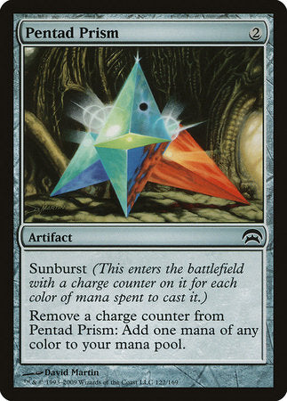 Pentad Prism [Planechase] | Pro Gamers and Collectables