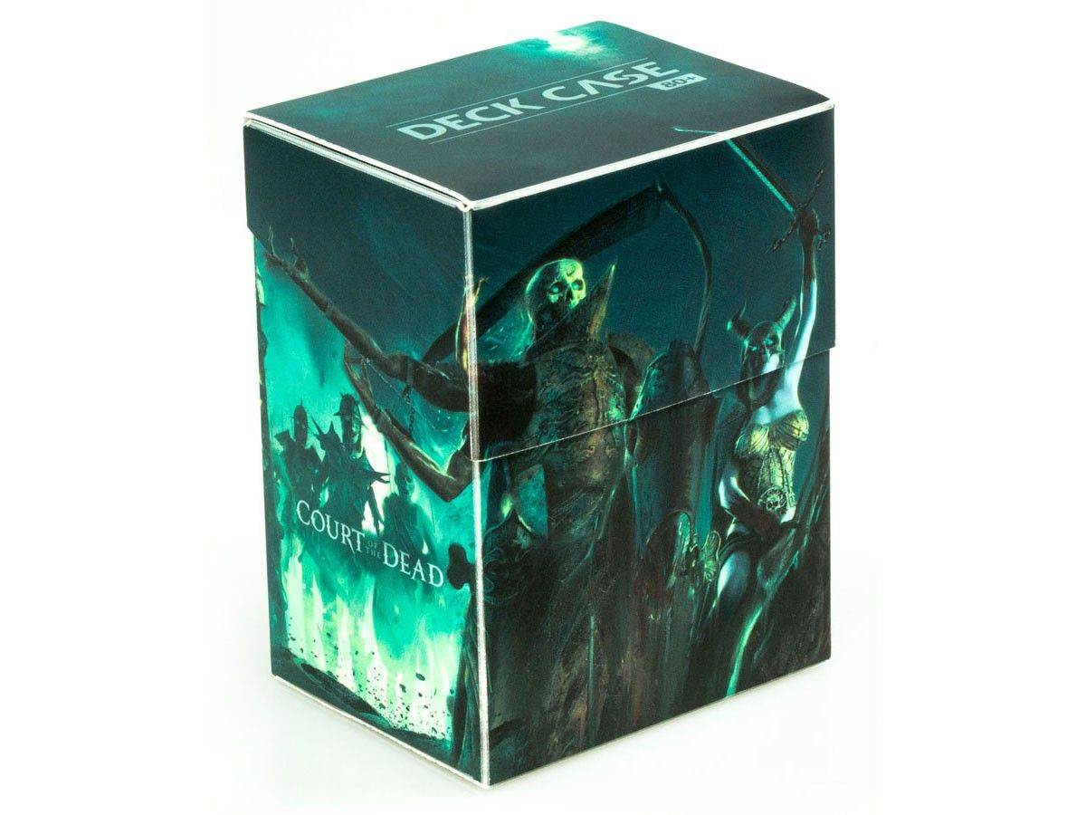 Ultimate Guard Court of the Dead Deck Case 80+ | Pro Gamers and Collectables
