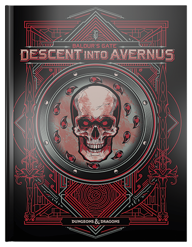 Dungeons & Dragons Baldur's Gate: Descent Into Avernus - Limited Edition | Pro Gamers and Collectables