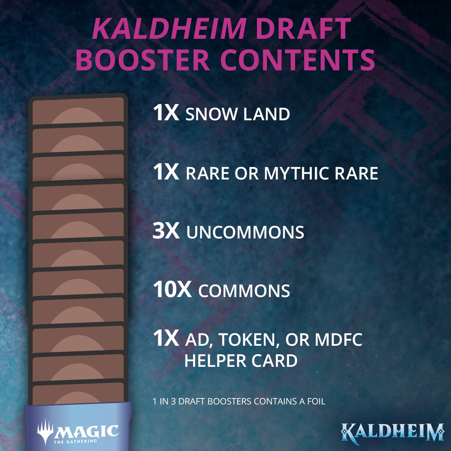 Kaldheim Draft Booster Box | Pro Gamers and Collectables