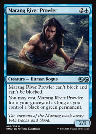 Marang River Prowler [Ultimate Masters] | Pro Gamers and Collectables