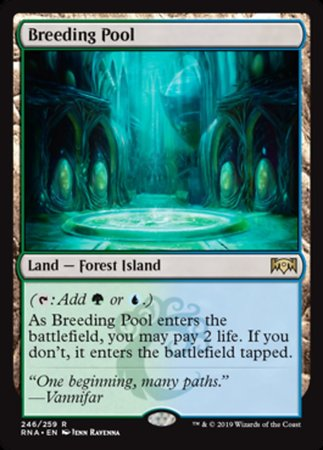 Breeding Pool [Ravnica Allegiance] | Pro Gamers and Collectables