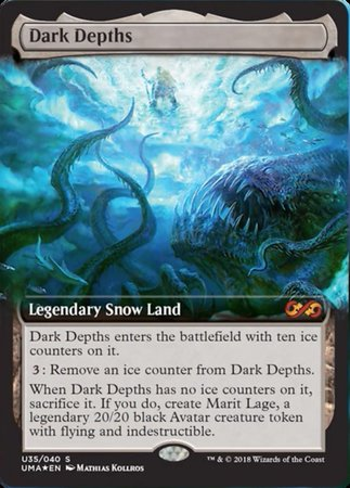 Dark Depths [Ultimate Box Topper] | Pro Gamers and Collectables
