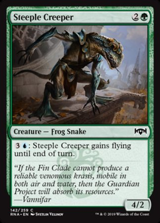 Steeple Creeper [Ravnica Allegiance] | Pro Gamers and Collectables