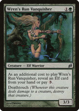 Wren's Run Vanquisher [Lorwyn] | Pro Gamers and Collectables