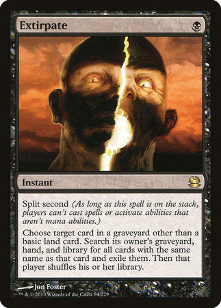 Extirpate [Modern Masters] | Pro Gamers and Collectables