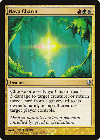 Naya Charm [Commander 2013] | Pro Gamers and Collectables