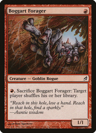 Boggart Forager [Lorwyn] | Pro Gamers and Collectables