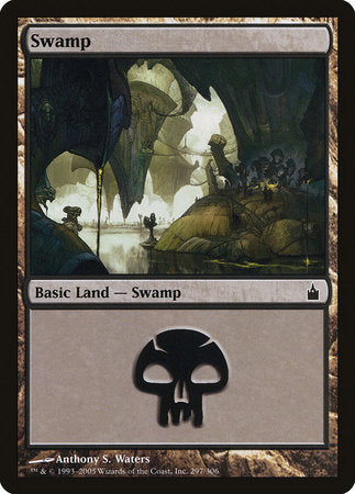 Swamp (297) [Ravnica: City of Guilds] | Pro Gamers and Collectables