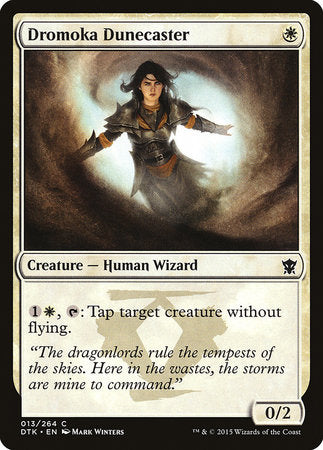 Dromoka Dunecaster [Dragons of Tarkir] | Pro Gamers and Collectables