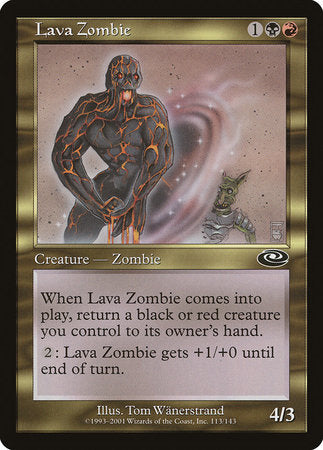 Lava Zombie [Planeshift] | Pro Gamers and Collectables