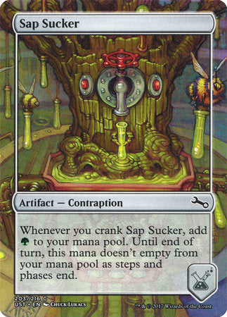 Sap Sucker [Unstable] | Pro Gamers and Collectables