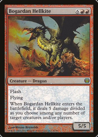 Bogardan Hellkite [Duel Decks: Knights vs. Dragons] | Pro Gamers and Collectables