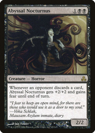 Abyssal Nocturnus [Guildpact] | Pro Gamers and Collectables