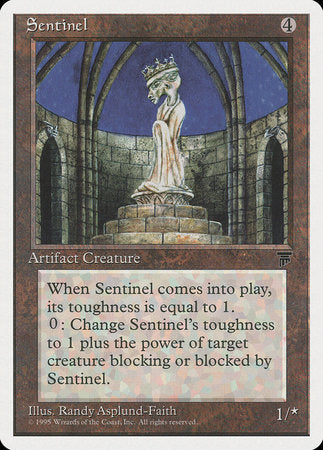 Sentinel [Chronicles] | Pro Gamers and Collectables