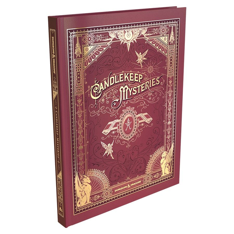 Dungeons & Dragons Candlekeep Mysteries Limited Edition Cover (Approx 16/03/2021) | Pro Gamers and Collectables