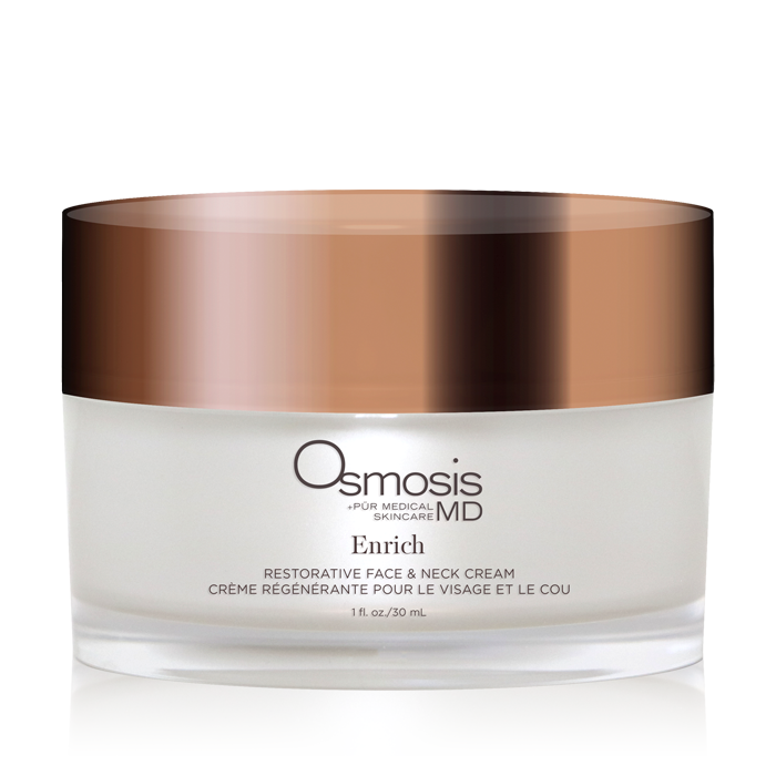 Osmosis Skincare MD Enrich Restorative Face and Neck Cream