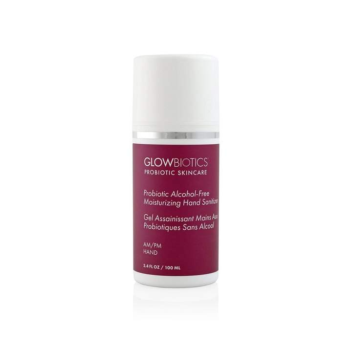 GLOWBIOTICS Probiotic Alcohol-Free Moisturizing Hand Sanitizer